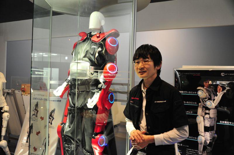 mo hình robot