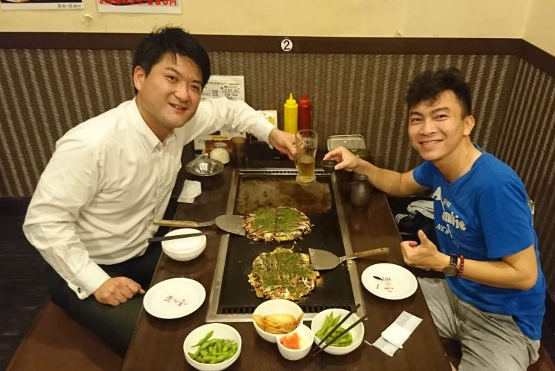 Thưởng thức món ăn Nagasaki