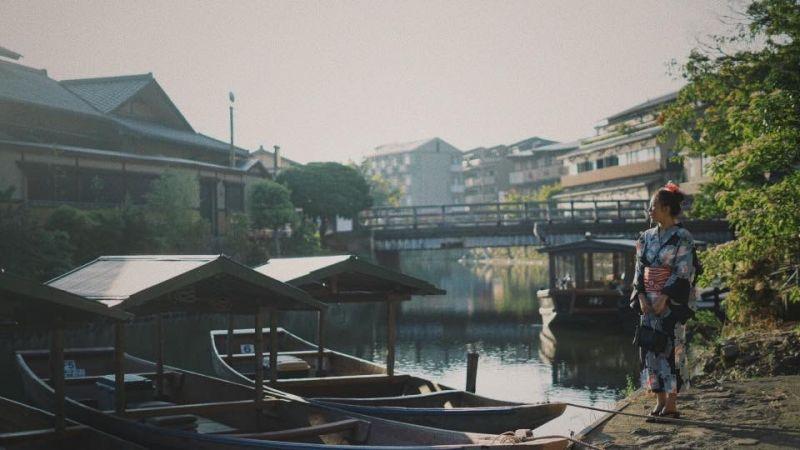 Văn Mai Hương ở Nhật